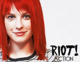 Riot Action by givemeachance