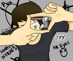 Jay from Marble Hornets by LowRend