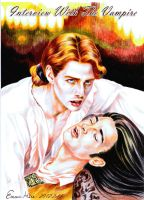 Interview With The Vampire Lestat Louis by beckpage
