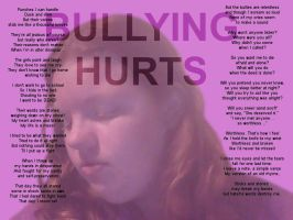 My Spirit Day Profile: STOP THE BULLYING by GloryB2God
