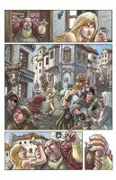 Fafhrd and the Gray Mouser 1 by AxelMedellin