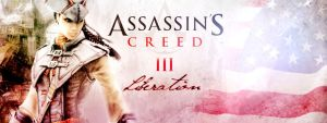 Assassin's Creed Liberation Cover Photo by EvenstarArwen