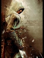 Altair From Assasins Creed by SCARZSFX