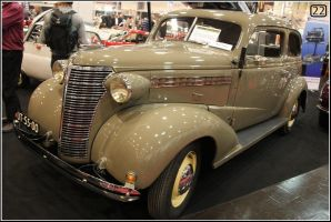 Chevrolet Coach by 22photo