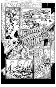 Steampunk Sample Page 1 by Pencil1