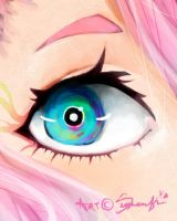Pink-ish? by Serpenfire