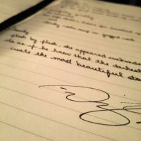 A Writer's Soul on Paper by ParalyticProcess