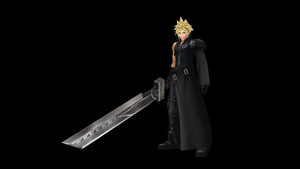 Cloud Strife AC by HereticalRedNinja