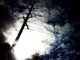 Power Lines by bismad