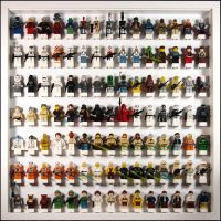 Lego SW minifigs collection (No.1)... by Artamir78