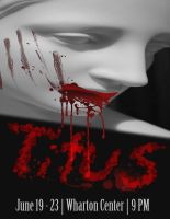 Titus Andronicus poster by escadevotion