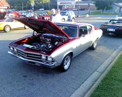 1969 Chevrolet Chevelle by Shadow55419