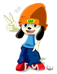 Parappa the Rapper by VagabondWolves