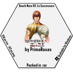 Death Note R2 L's Successors Iocn for Windows by PrimaRoxas
