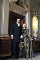 Victorian Couple 2 by Digimaree