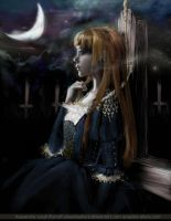 The Witching Hour. by UnseelieAllure
