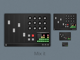 Mixing Board by sycamoreent-REMIX