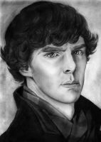 Sherlock by RoyallyCrimson