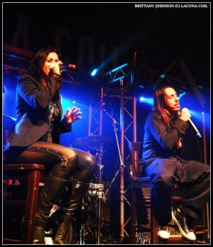 Lacuna Coil - Live by MsVilleValo