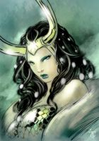 Lady Loki by MGNemesi