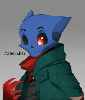 Little UD Papy by ZheyZhey