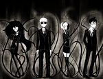 Slenderstuck by JoEttaShinigami