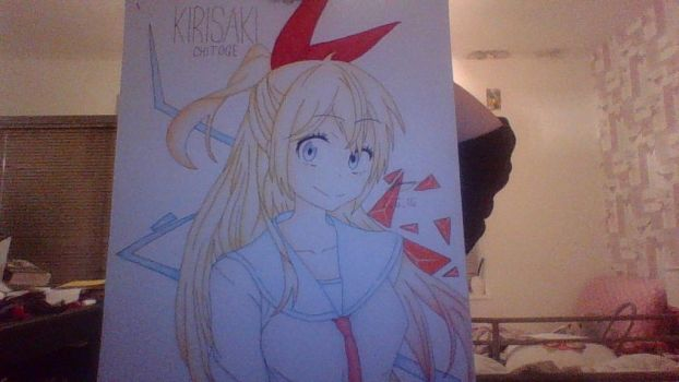 {Nisekoi}~Chitoge~ by ShySparkleBerries