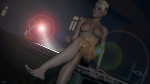 Cassie Cage 3(alt) by notsodamndeviant