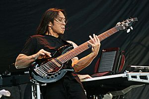 John Myung by nicollearl