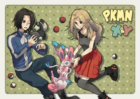 pokemon x and y: i'm ready! by nilampwns