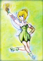 That Jazzy TinkerBell by HaHaenigma