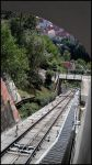A View From The Schlossberg-Railway, Graz by Charmadige