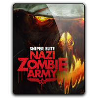 Sniper Elite Nazi Zombie Army Icon by dylonji