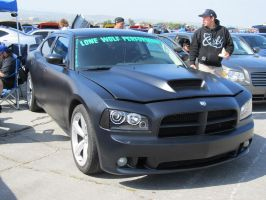 Lone Wolf Performance Charger by KateKannibal