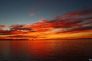 Fall Sunset Series #73 by LifeThroughALens84