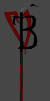 Bullet for My Valentine Inspired Keyblade by SoraRoxas-15