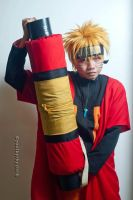 Naruto Sage Cosplay by XeverianCosplayers
