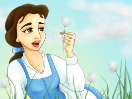 Belle: I want so much more... by 77Shaya77
