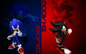 Sonic vs. Shadow 2 by Sayomi101