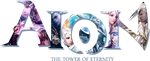 Aion - The tower of eternity Logo by ViciousBlue