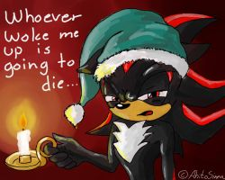 Dont wake Shadow up... by ahitosinea