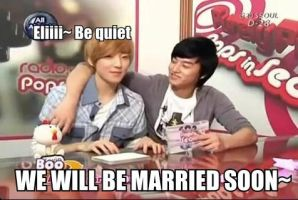We will be married soon by I-Love-Kpop