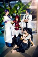 Magi - The Labyrinth of Magic by chibinis-chan