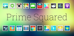 Prime Squared Icons by Caseyls