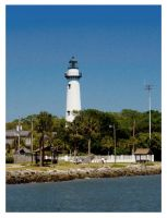 St. Simons Lighthouse by sees2moons
