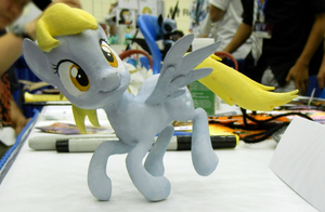 Derpy Hooves 3D Print [Bronycon] by Clawed-Nyasu