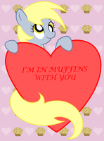 I'm in muffins with you by Luchocas