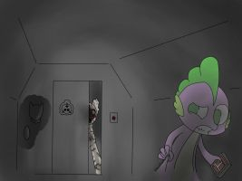 SCP Spike by ObsidianVoid