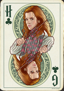 Granger of Clubs by donovanalex