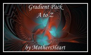 Gradient Pack A to Z by MothersHeart